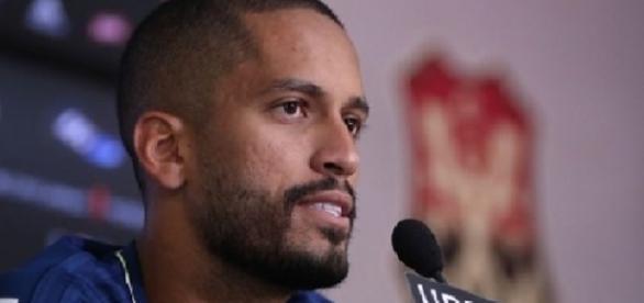 Rômulo não gosta de brincadeiras de vascaínos (Foto: site oficial do Flamengo)