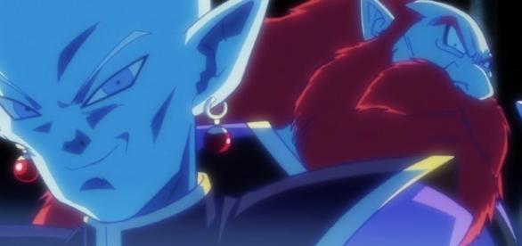 Rou y Sidra, dioses del Universo 9