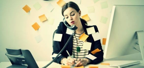 Trabalho remoto pode ter como consequência insônia e estresse.