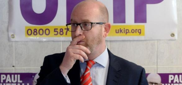 Ukip leader Nuttall admits claim he lost close friends at ... - yahoo.com
