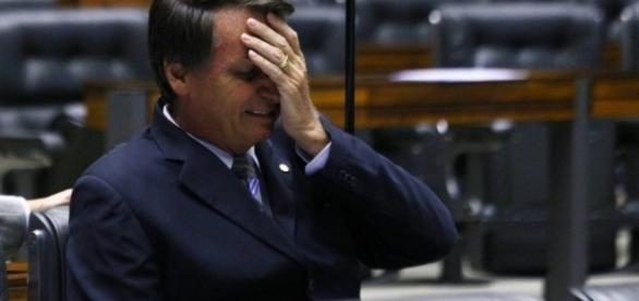 Universidade se recusa a receber Jair Bolsonaro em palestra (Foto: Reprodução/André Coelho/O Globo)