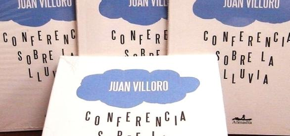 """Arturo Beristáin vuelve a los escenarios a desnudar su alma frente a los asistentes a la """"Conferencia sobre la lluvia""""."""
