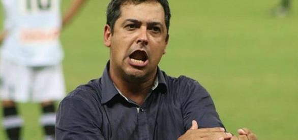 Marquinhos Santos: diretoria do Figueira não engoliu eliminação na Copa do Brasil