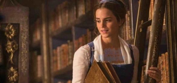 Emma Watson dans le rôle de Belle - melty.fr