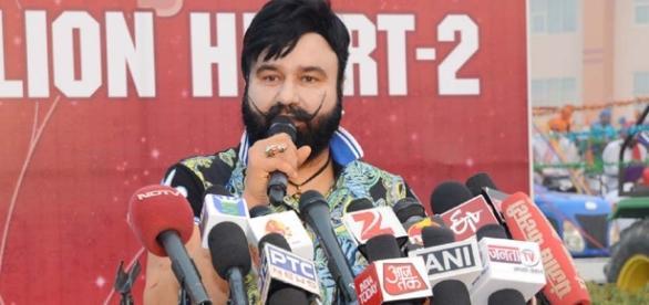 Gurmeet Ram Rahim (Image credits: saintgurmeetramrahimsinghjiinsan.org)