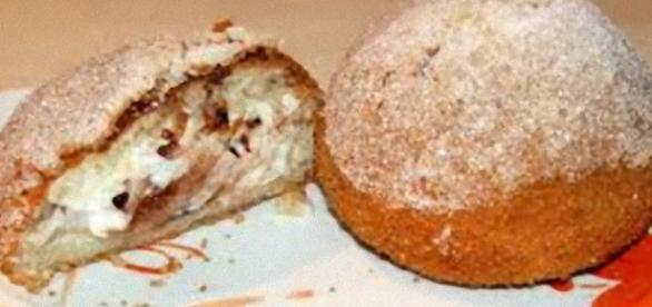 Iris fritte, la colazione dei siciliani.