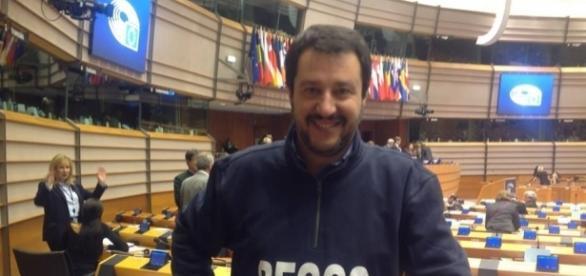 """Matteo Salvini e Licia Ronzulli, per """"Dagospia"""" tra i due è ... - perizona.it"""