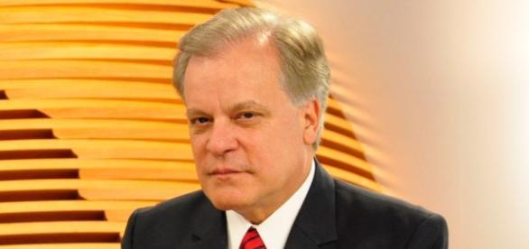 Saúde de Chico Pinheiro causa preocupação nos bastidores da TV Globo