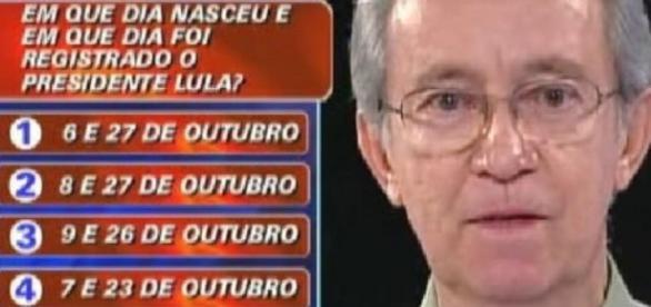 Sidney de Moraes, a única pessoa a ganhar o prêmio máximo no 'Show do Milhão'