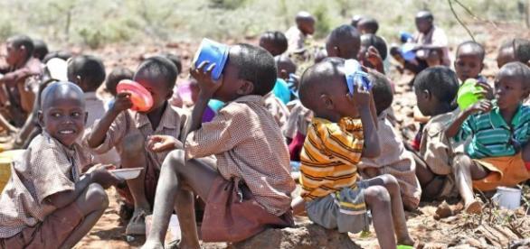 30 Millionen Dollar für Kenia: Amerikaner lassen in Afrika Geld ... - blick.ch