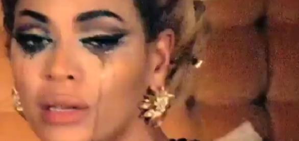 A cantora Beyoncé foi alvo de críticas
