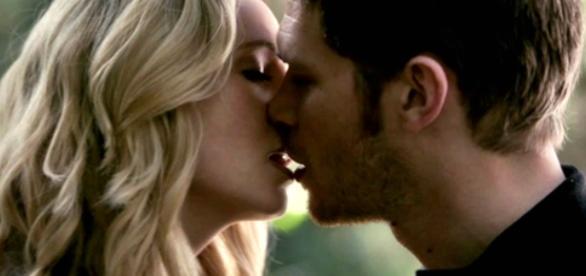 Klaus e Caroline acabarão juntos em The Vampire Diaries?