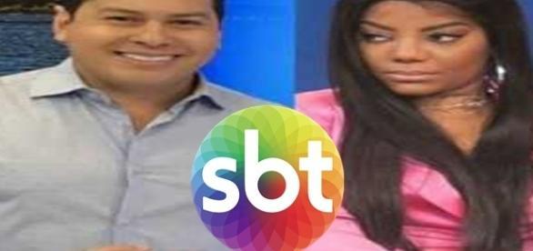 Ludmila criticou SBT por contratar Marcão do Povo