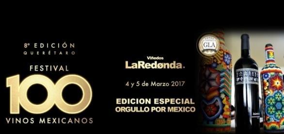 Octava edición Festival 100 Vinos Mexicanos