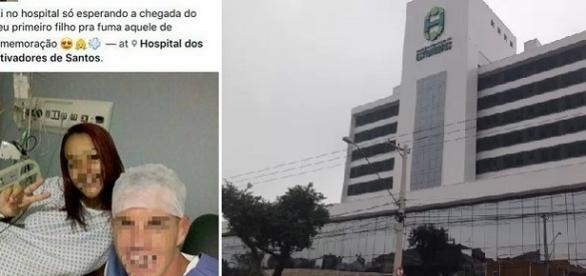 Polícia de Santos (SP) está apurando o caso