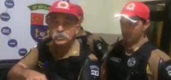 Sargento Fahur e equipe apreendem armas e munições em rodovia estadual do Paraná