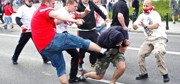 Se depender do grupo Orel Butcher, a próxima Copa do Mundo terá muita confusão e violência
