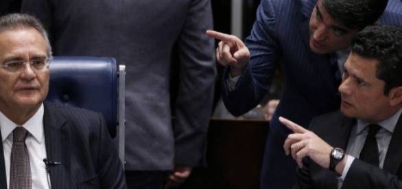 Senador alagoano Renan Calheiros (PMDB-AL), terá que depor ao juiz Sérgio Moro
