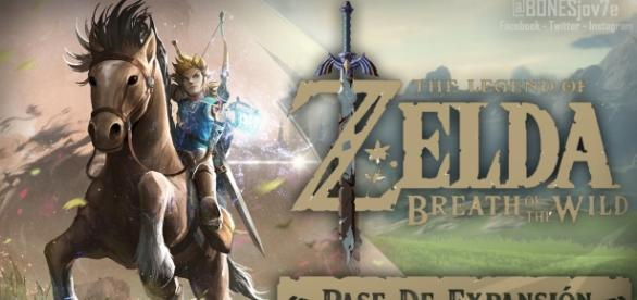 The Legend of Zelda: Breath of the Wild tendrá DLC