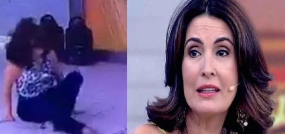 Deputado federal ameaça apresentadora da Globo