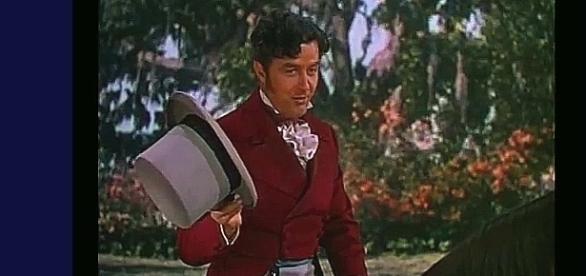 Dżentelmen-plantator czy okropny biały rasista? Kadr z filmu: Reap the Wild Wind (1941)