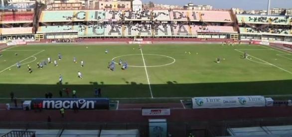 Il Taranto torna al Massimino per la prima volta dopo la maledetta finale del 2002