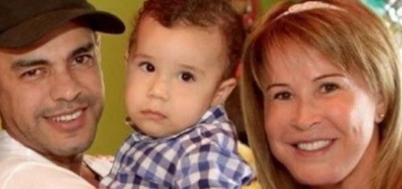 João Francisco é o segundo neto do sertanejo e de sua ex-mulher Zilu Godoi
