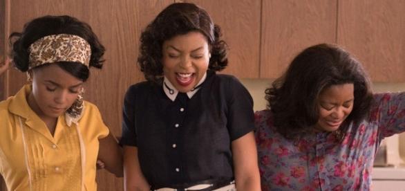 """Protagonizado por mulheres negras, """"Estrelas Além do Tempo"""" foi citado no estudo"""