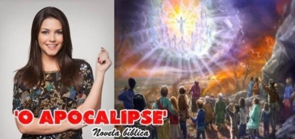 Thaís Fersoza estava reservada para 'O Apocalipse'