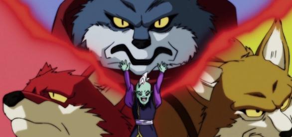 El Trio the Dangers en el episodio 79 de la serie