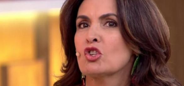 Fátima Bernardes está novamente no centro da polêmica