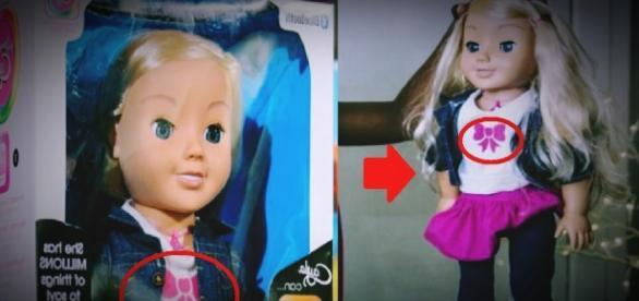 Governo manda destruir boneca imediatamente - Google