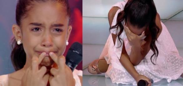 Isadora Ferreira no The Voice Kids