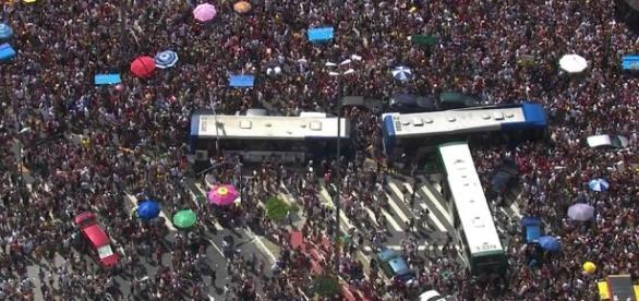 Largo da Batata (Foto: Reprodução/TV Globo)