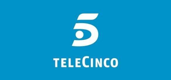 Logo de 'Telecinco' una de las cadenas más vistas