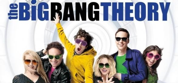 Staffel 10 Promoposter der The Big Bang Theory Stars