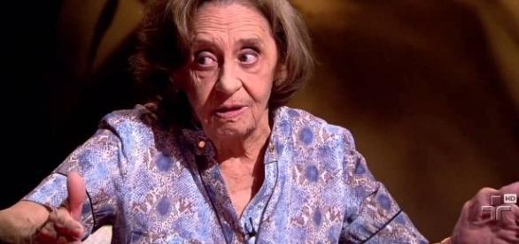 A atriz foi surpreendida pela onde de boatos no último domingo (29)