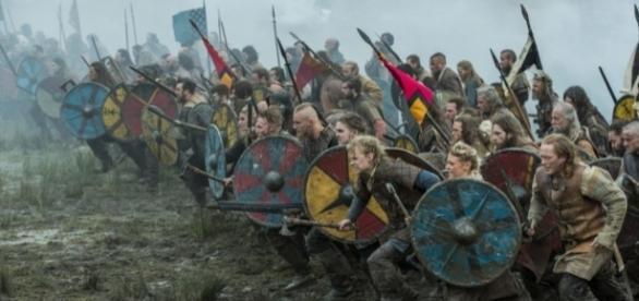 A quinta temporada de 'Vikings' vai estrear em março (Foto: Divulgação/History Channel)