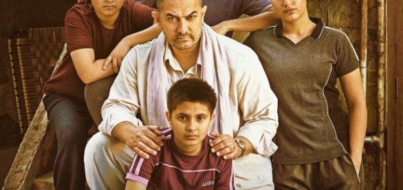 A still from 'Dangal' (Image credits: Twitter.com/Taran_Adarsh)