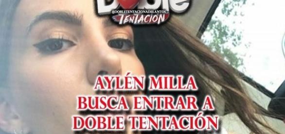 Aylén busca ingresar nuevamente
