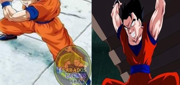 Dragon Ball Super Gohan mistico en el torneo de los 12 universos