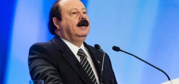 Levy Fidelix foi candidato à presidência em 2014 (Via: PSTU)