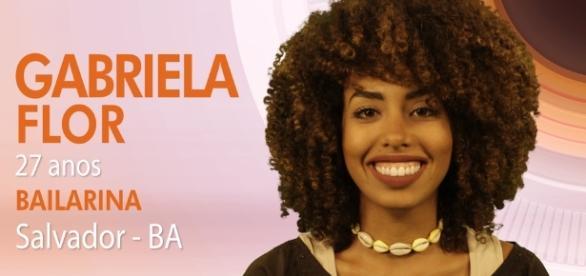 Gabriela Flor conta sobre sonho de ser atriz