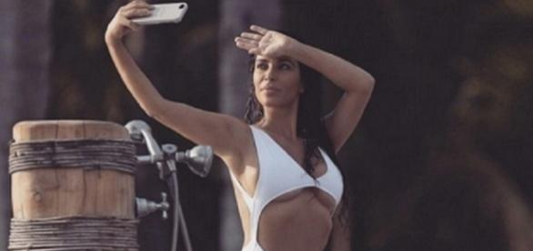 Kim Kardashian, un negocio de sí misma