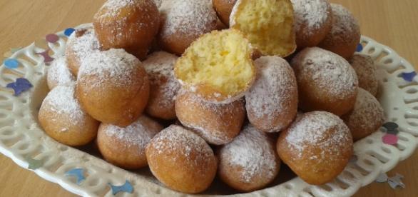 La Prova del Cuoco: le castagnole