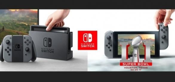 Nintendo Switch prepara un vídeo para el Super Bowl LI
