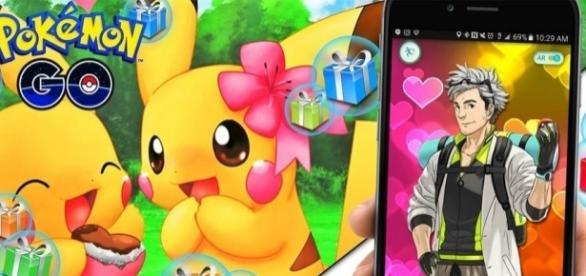 Pokémon GO trae nuevas sorpresas por San Valentín