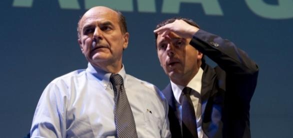 Scissione Pd: Bersani minaccia, Renzi cerca di mediare | huffingtonpost.it