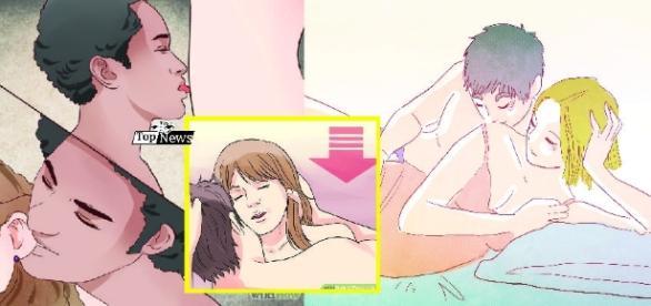 Algumas coisas no sexo que uma pessoa só faz com quem ama