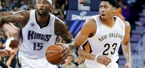 Cousins y Davis serán compañeros en los Pelicans (vía www.dongtw.com)